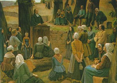 huguenot museum in germany protestant service in the