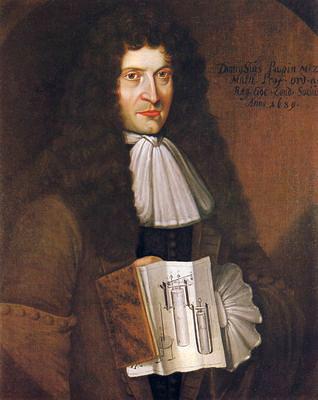 Huguenot Museum In Germany Papin Denis 1617 Ca 1712